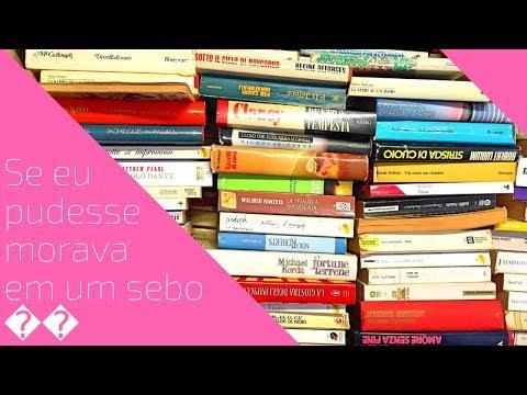 vlog-:-ida-ao-sebo|-doação-de-livros-|-lojas-americanas-|-@maetoescrevendo