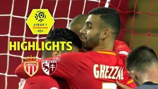 AS Monaco - FC Metz (3-1) - Highlights - (ASM - FCM) / 2017-18