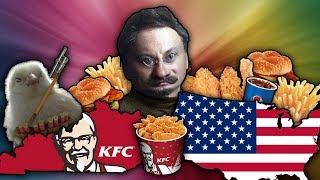 CO GDYBY TROCKI ZAŁOŻYŁ KFC?! TROCKI FRIED CHICKEN!