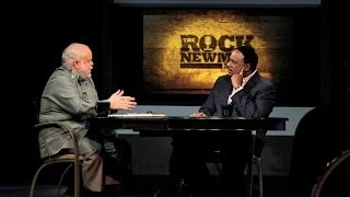 CBS Correspondent James Brown on The Rock Newman Show
