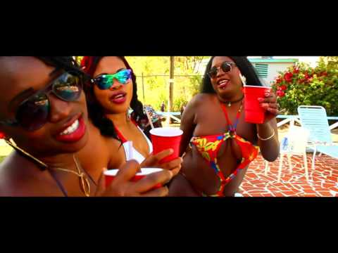 (Antigua Carnival 2016 Soca Music) Junior Roots & General Skuddy - Drinking Rum Official Music Video