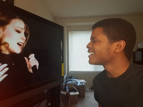 MARIAH CAREY (I Don't Wanna Cry) Live