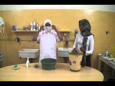 Faculty of Nursing Educational Video Part 2,University of Khartoum