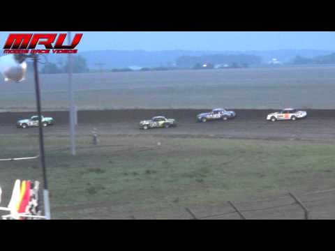Hobby Stock Feature at Park Jefferson Speedway on May 23rd