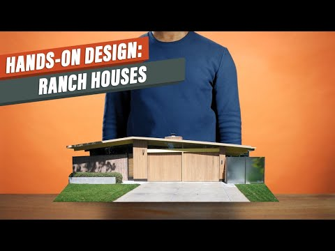 Why are ranch houses so popular?