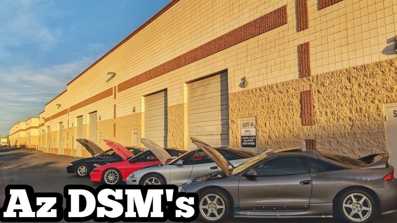 Download My first Az DSM meet // 4g63t Addict
