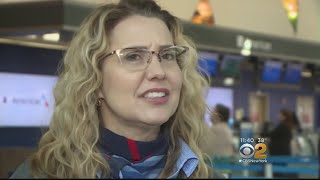 Airline Agent Credited With Stopping Human Trafficking