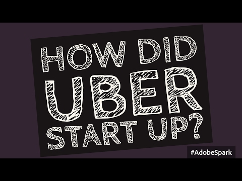 WHO CREATED UBER ? (IT WAS NOT TRAVIS KALANICK)  WHO MADE UBER FACTS! UBER TRIVIA !