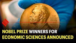 2019 Nobel Prize in Economics awarded to Abhijit Banerjee, Esther Duflo and Michael Kremer