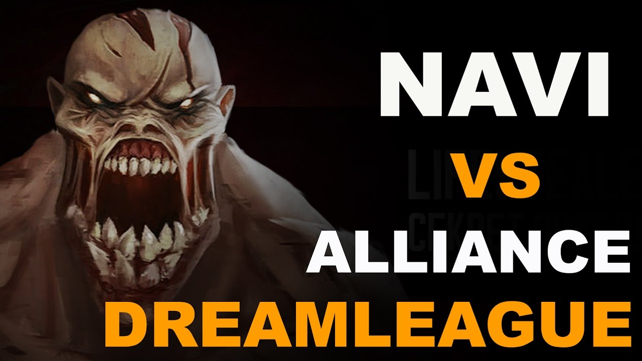 Download Na'Vi vs Alliance DreamLeague HIGHLIGHTS Dota 2 #dota2