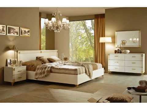 Classic Italian Bedroom Furniture - YouTube
