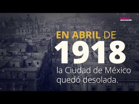 La pandemia de 1918 en México