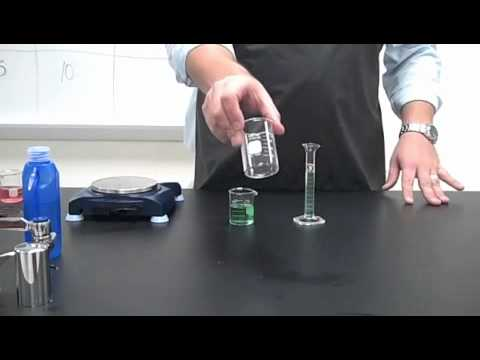 beverage density lab Beverage density lab sugar content analysis introduction: we've already talked about how density is the mass of a solution divided by its volume.
