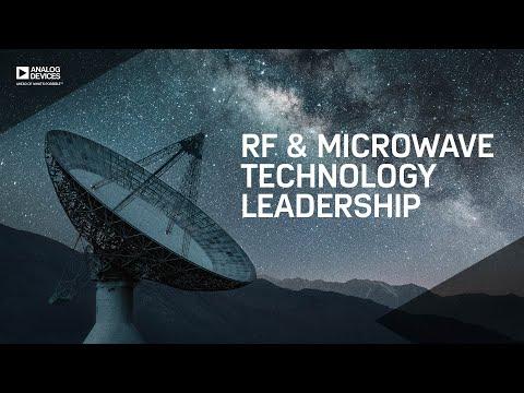 Analog Devices: RF & Microwave Technology Leadership