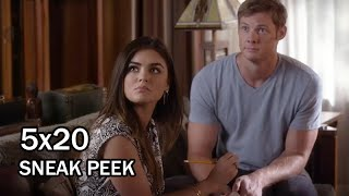 "Pretty Little Liars 5x20 Sneak Peek #1 - ""Pretty Isn't the Point"" - Season 5 Episode 20"