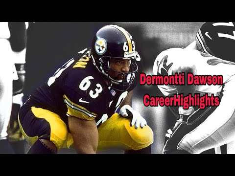 "Dermontti Dawson Mix| ""Wish Time Would Stop!"