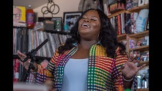 Tasha Cobbs Leonard: NPR Music Tiny Desk Concert
