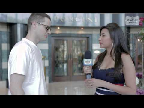 WUD - Event Coverage - Interview with Akcent