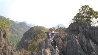 Travel - P22, 2012-13 Ncig LosTsuas, Ua Si, Laos (HD) TRAVEL_VIDEO