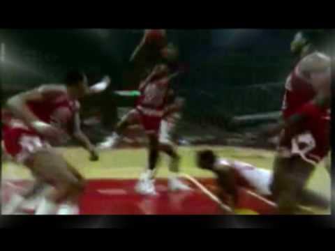 Michael Jordan Chicago Bulls: Vertical Lift Off