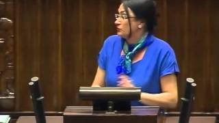 [119/209] Izabela Kloc: Panie Marszałku! Panie Ministrze! Na początek posłużę się cytatem z...