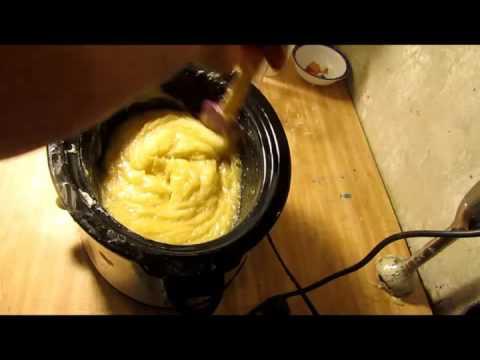 Homemade Liquid Hand Soap-Making Liquid Hand Soap From Scratch