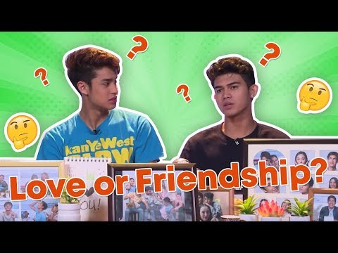 DONNY PANGILINAN, INIGO PASCUAL On Falling In Love With Your Longtime Friend   Feels Chair