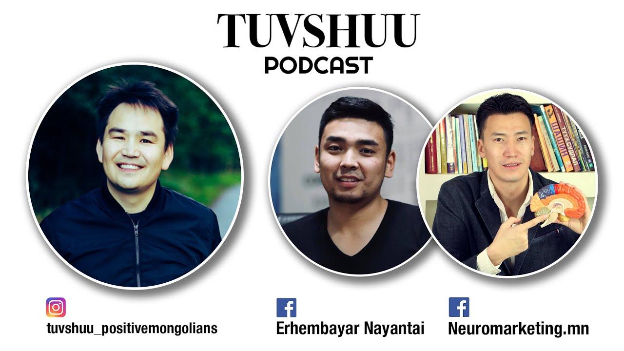Компанийн хүний нөөцөд тархи судлал чухал уу ??? /Tuvshuu podcast #103/