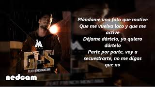 Letra/ GPS - Maluma Ft French Montana (2017)