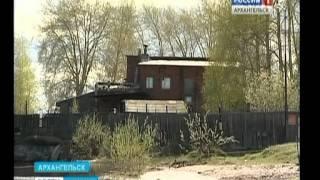 Санітарний скандал в Північному окрузі Архангельська