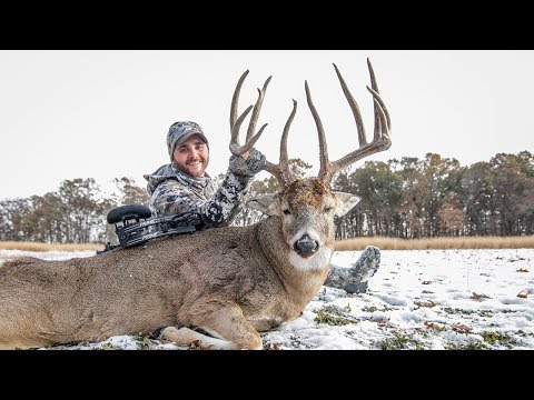 Uno - The Legend - Bowhunting Whitetails 192 Inches