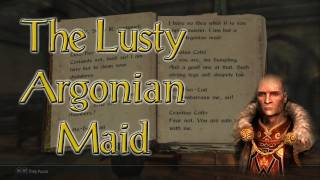 Skyrim - The Lusty Argonian Maid
