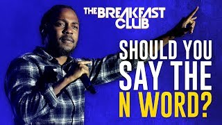Should You Say The N Word?