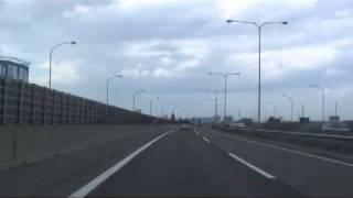 道央自動車道 (n22)札幌南本線料金所~北郷IC[札幌市]