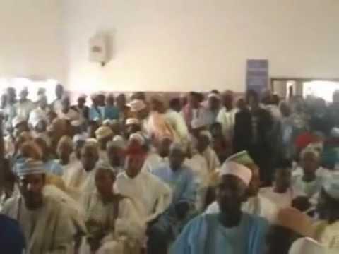 CAMEROON: CONGRES REGIONAL MBOSCUDA ADAMAOUA