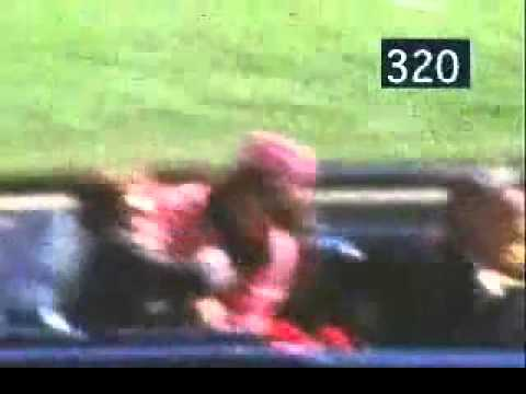 Zapruder Film Back And To The Left Back And To The Left
