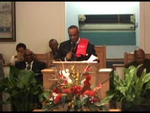"Pastor A L Dyson ""And Then There Were Twelve"""