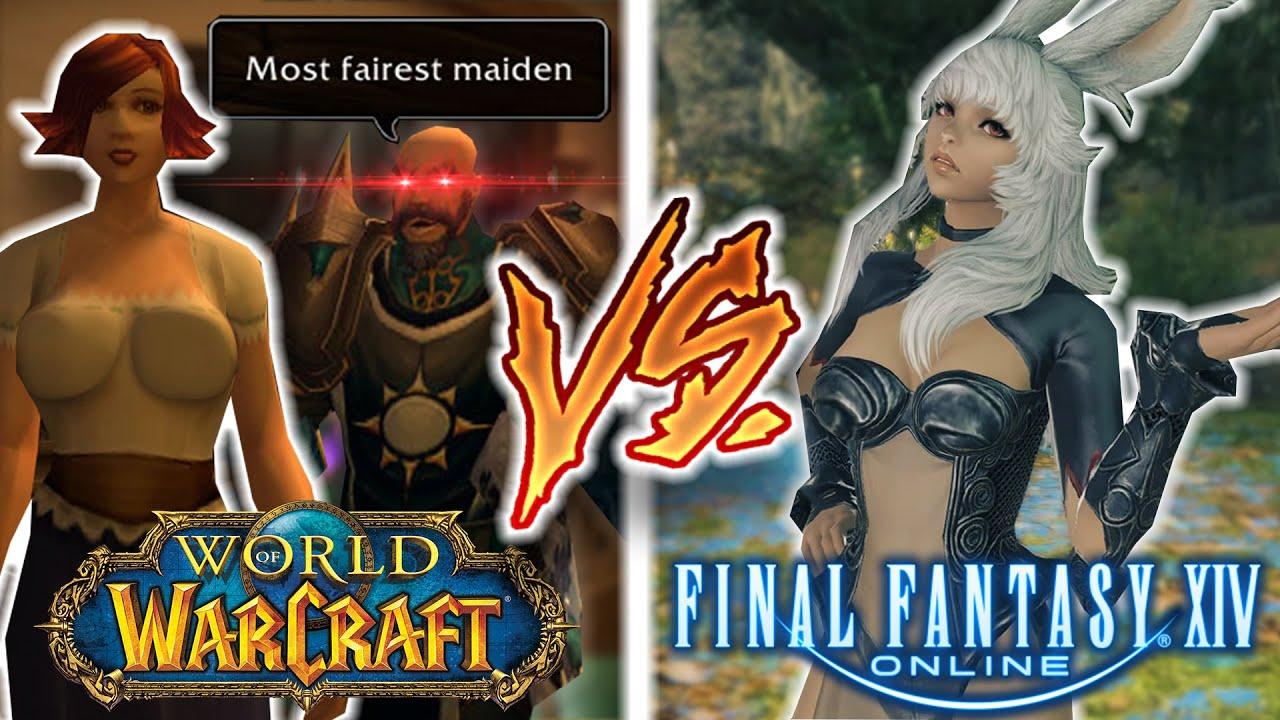 The Final Fantasy XIV Experience