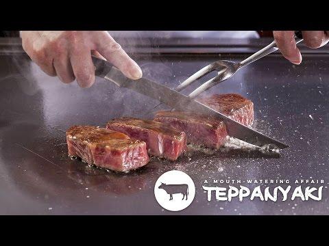 A Mouth-Watering Affair: Tasting Hida & Kobe Beef Teppanyaki in Tokyo, Japan