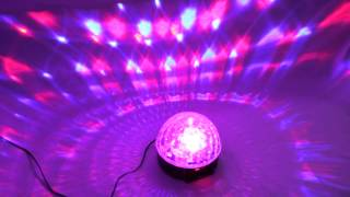 видео светодиодные диско эффекты