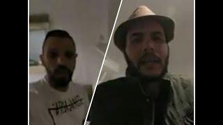امير يرد علي زاب بفيديو و زاب يقرر ينهي الموضوع بايده !