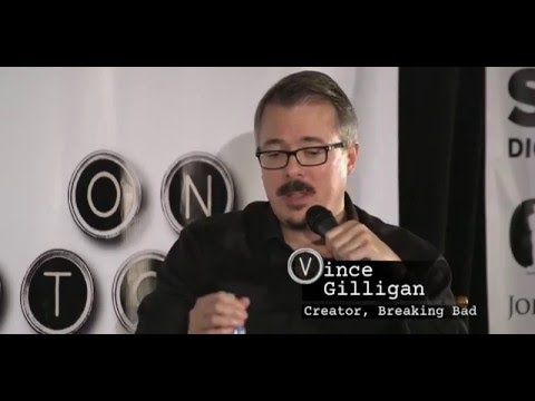 On Story: 401 Breaking Bad: A Conversation with Vince Gilligan