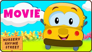 Nursery Rhyme Street Movie | Nursery Rhymes Songs Compilation for Children!