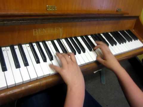 Rondo Alla Turca piano (Turkish March) Mozart- fast version