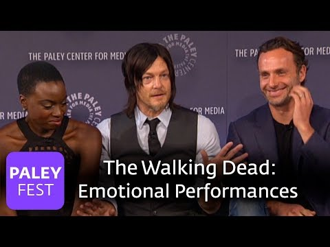 The Walking Dead - Emotional Performances