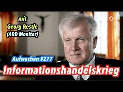 Aufwachen #277: Lambys Labyrinth, Putin & der Diesel + Gast: Georg Restle (ARD Monitor)