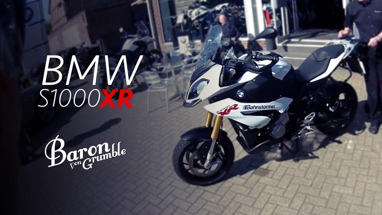 画像: BMW S1000XR - Review www.youtube.com