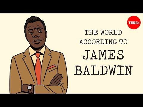 Video image: Notes of a native son: The world according to James Baldwin - Christina Greer
