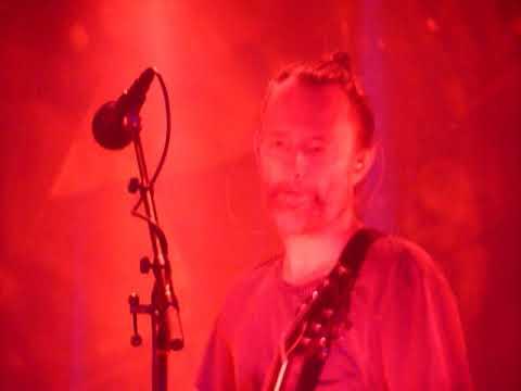 Radiohead - Optimistic @ TD Garden, Boston 7/28/18