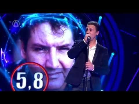 Johan als René Froger | Ronde 1 - Show 6